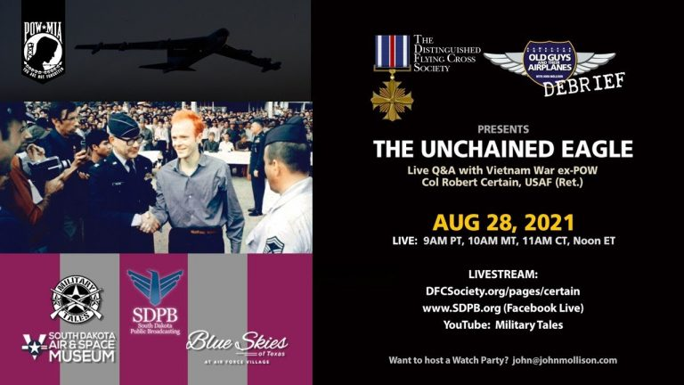 The Unchained Eagle – Live Stream Q&A